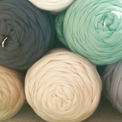 Chunky Wool Yarn 500g jumbo knit giant wool arm knitting extreme blanket