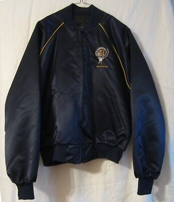 Michelin Senior Driver Coat Quilted Lined Jacket Size L see measurements