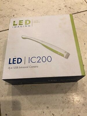 Dental LED IC200 USB Intraoral Camera-NEW sealed in box Retail $4,000.00