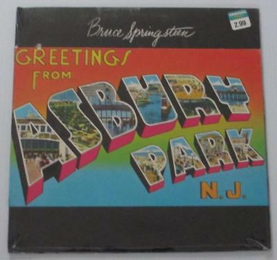 Bruce springsteen the wild the innocent greetings asbury park bruce springsteen greetings from asbury park nj sealed columbia pc 31903 m4hsunfo Gallery