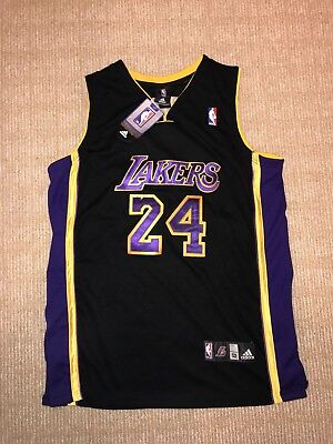 new concept 8b259 cc8e9 NIKE KOBE BRYANT #8 Lakers MPLS Authentic Sewn Jersey Size ...
