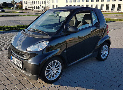 Smart smart fortwo coupe pure MHD