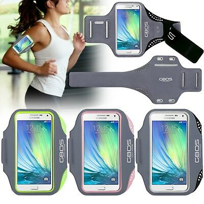 GBOS® Armband For Samsung Galaxy J7 Pro Adjustable case Sports Exercise Running
