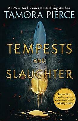 Tempests and Slaughter: The Numair Chronicles, Book One by Tamora Pierce Paperba
