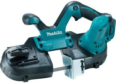 18V Li-Ion Cordless Compact Band Saw (Tool-Only) Makita Professional Jobsite