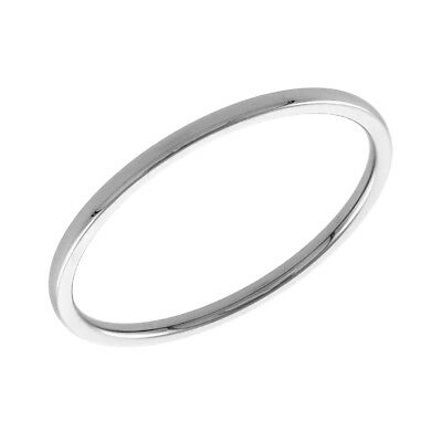 Stainless Steel 8mm Fitted Toe Ring Women/'s Boho Tropical Silver Men/'s