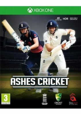Ashes Cricket Xbox One Game Cricket Australia Brand New In Stock From Brisbane