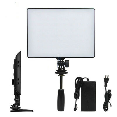 Yongnuo YN-300 Air 3200K-5500K  LED Video Light camera with AC Power charger kit