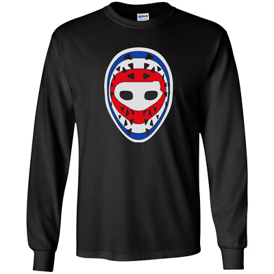 Montreal 514 Long Sleeve T-shirt LS Canadiens Hockey YUL French Youth Men