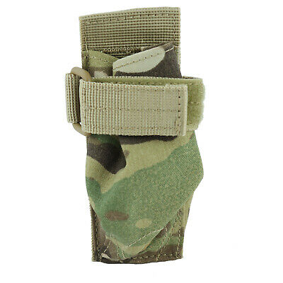 Condor Outdoor Flashlight Pouch MOLLE Flashlight Multicam TK15 TK16 PD35 RC11
