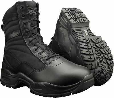 """40% Off--Magnum Viper Women's 8"""" Side Zip Soft Toe Tactical/Police/ Swat Boots"""
