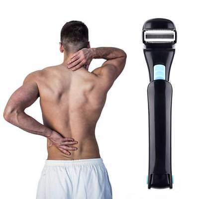 Electric/Manual Back Hair Shaver Remover Body Trimmer Razor Self Groomer Shaving