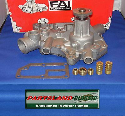 Pompa dell' ACQUA RENAULT 4 5 6 4F6 Furgone 1.0 1.1 1.3 1.4 & 1.4 TURBO 1972 –