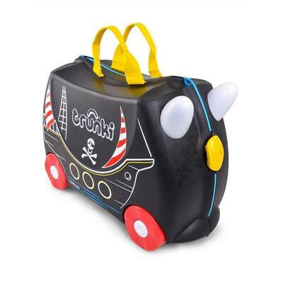 Valigia Cavalcabile Pedro Pirata Nero Trunki - TR0312GB