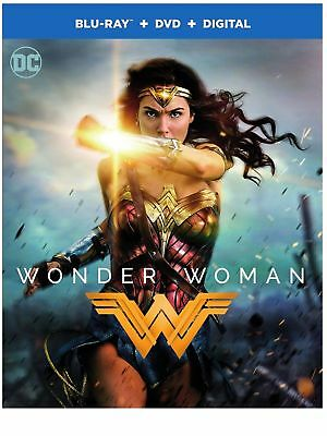 Wonder Woman: Blu-ray + DVD + Digital HD With Slipcover