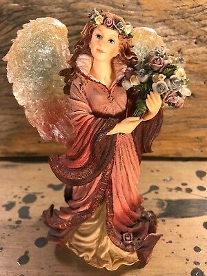 Boyds Charming Angels Collection Viviana, Guardian of Love, Style #28217