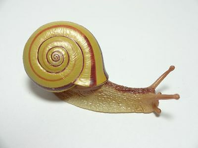 Kitan Club air breathing land snail insect Mini Figurine Figure NEW