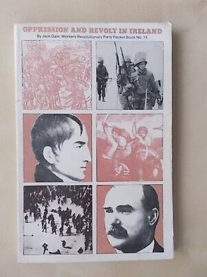 Oppression And Revolt In Ireland - Workers Revolutionary Party Pocket Book