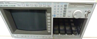 HP 83480A HP 83483A  Digital Communications Analyzer