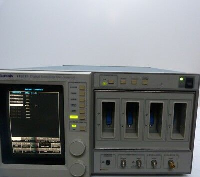 Tektronix 11801B  Digital Oscilloscope