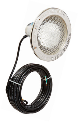 Pentair 78458100 Amerlite Underwater Incandescent Pool Light with Stainless Stee