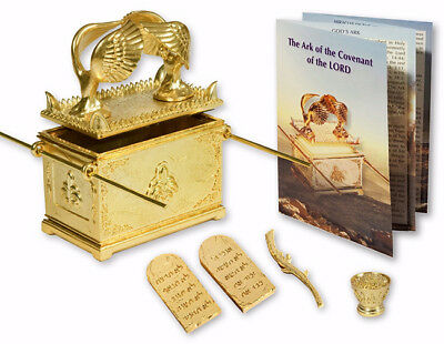 Desktop Set-Ark Of The Covenant With Contents