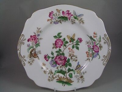 Wedgwood Charnwood Bread And Butter/cake Plate.
