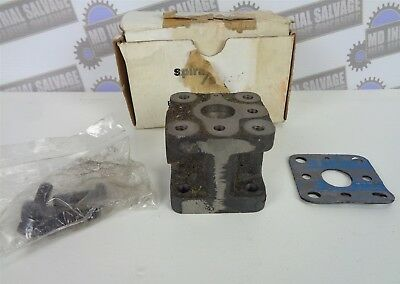 Spirax-Sarco CAST IRON BODY w Gasket & Screws for Pilot Series 25 PN: 63955 NEW