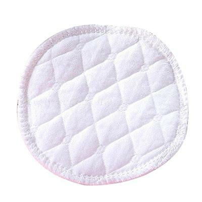 3Layers Washable Breast Pads Reusable Nursing PURE COTTON Breastfeeding Pad LO1G