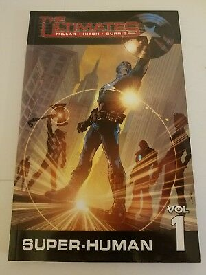 The Ultimates #1 (Mar 2002, Marvel)