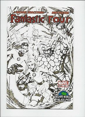 Fantastic Four #527. NM. 1st Print. Wizard Variant Edition. Rare.