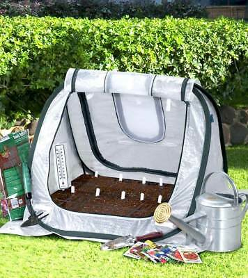 30 in. Greenhouse Seedling Tent with Carrying Bag [ID 3057]