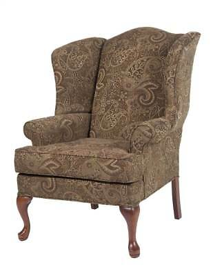 Paisley Coco Wing Back Chair [ID 183867]