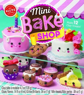 Mini Bake Shop by Editors Of Klutz Book & Merchandise Book Free Shipping!