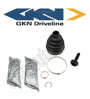 For Audi A6 Quattro Set of 2 Front Outer CV Joint Boot Kits GKN//Loebro 304953