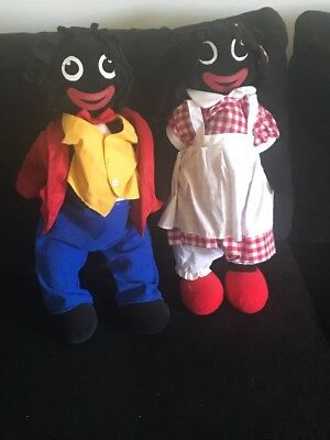 Gorgeous Gollywogs - Collectors Item!