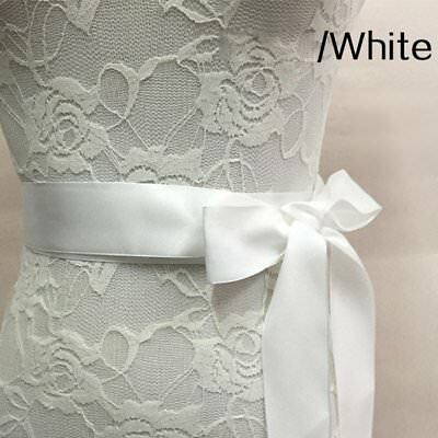 Handmade Crystals Diamond Rhinestone Sash Bride Artificial Wedding Belt