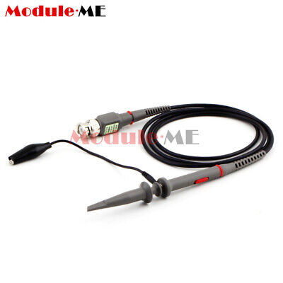 P6100 100MHz Oscilloscope Probes Electrical Test Lead Cable For Tektronix HP UK