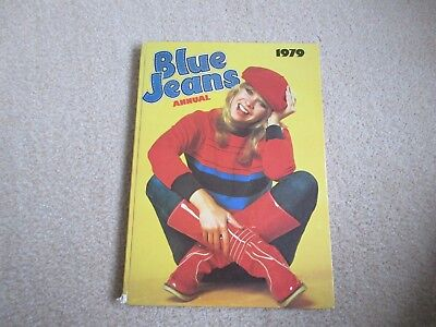 BLUE JEANS ANNUAL 1979  - Good Condition - price unclipped