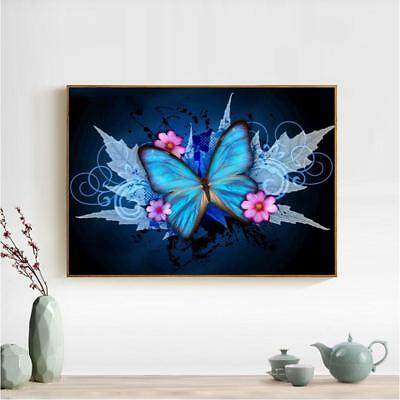Schmetterling 5D Diamond Painting Diamant Kreuzstich Stickerei Malerei Bilder