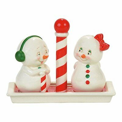 Snowpinions His & Hers Salt & Pepper