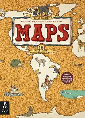 **NEW** - Maps Special Edition (Hardcover) 1783708042