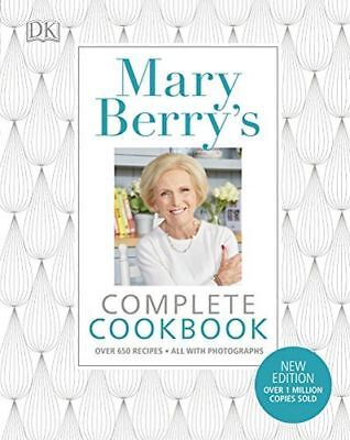 *NEW* - Mary Berry's Complete Cookbook: Over 650 recipes (Hardcover) 0241286123