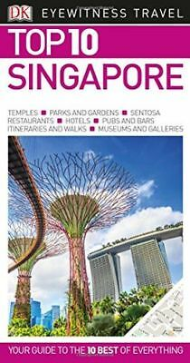 **NEW** - Top 10 Singapore (DK Eyewitness Travel Guide) (Paperback) 0241296269