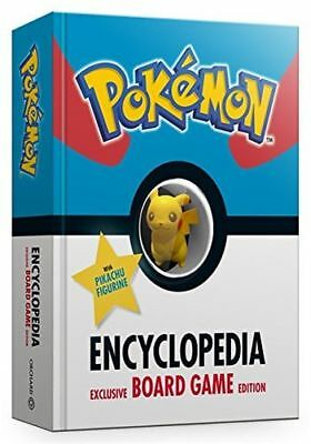 The Official Pokemon Encyclopedia Special Edition: With (Hardcover) 140835229X