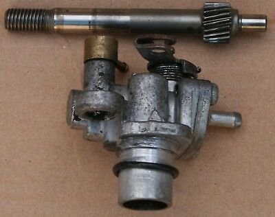 Honda Sj100 Sj 100 Bali Ex 99 Engine Two Stroke Oil Pump Driver Fast Uk Post