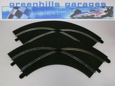 Greenhills Scalextric Sport Track Pair Crossover Racing Curves C8203 - Used