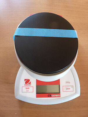Ohaus CS200E Series Portable Scale 200g x 0.1g NEW Unboxed    20/6