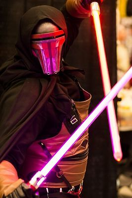 Darth Revan mask Star wars 3D printed prop kotor sith Cosplay