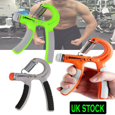10-40 Kg Hands Power Grip Fitness Excercise Trainer Wrist Forearm Strength